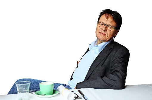 Gunther Hirschfelder vergleicht den Veganismus mit den Zehn Geboten. Foto: Privat