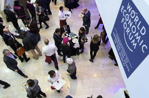 Davos  steht am Wendepunkt