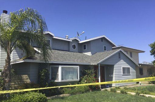 Eine tödliche Explosion in einem Kurhaus im Süden Kaliforniens wurde offenbar von einem Sprengstoffpaket ausgelöst. Foto: AP