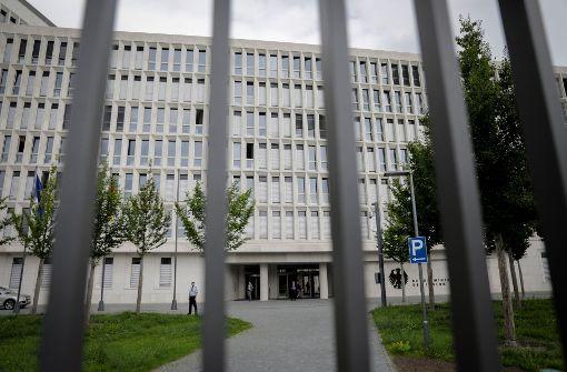 Das Bundesinnenministerium in Berlin. Foto: dpa/Symbolbild