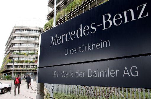 Daimler geht auf Mitarbeiter zu
