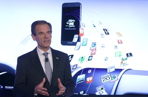 Bosch bietet Googleund Apple Paroli