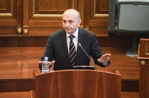 Regierung des Kosovo durch Misstrauensvotum gestürzt
