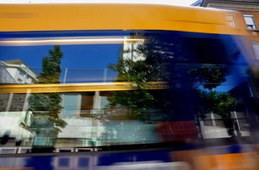 Bei einem Stadtbahnunfall am Samstagnachmittag in Bad Cannstatt ist ein 92-Jähriger schwer verletzt worden. (Symbolfoto) Foto: Leserfotograf andy1955