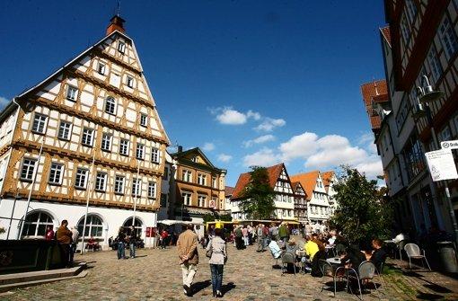 Kultur oder Ordnungsamt – was soll ins alte Rathaus?