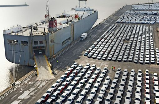 Welchen Autobauern schadet Trump?