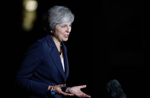 Britisches Kabinett stimmt für Brexit-Entwurf