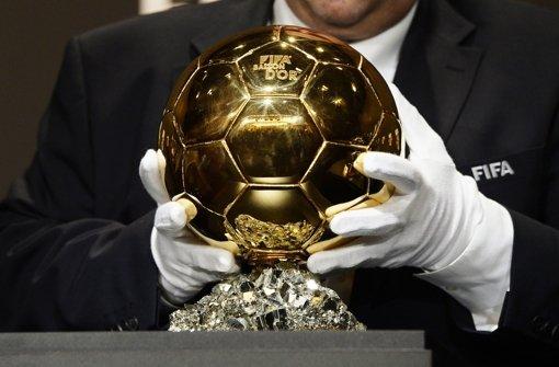 Wer wird Weltfußballer?