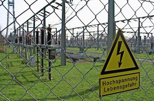 Stuttgart Netze bauen Stromleitungen aus