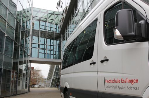 Esslinger Fakultäten unter den  Top Ten