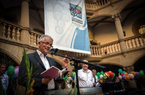 Stuttgart zelebriert die edlen Tropfen