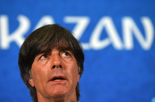 Bundestrainer Joachim Löw begeistert über Einsatz des Videoassistenten