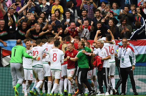 Ungarn trumpft gegen Österreich auf