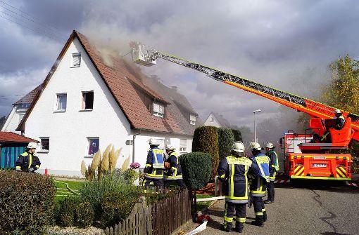 Drei Verletzte bei Brand wegen defekter Fritteuse