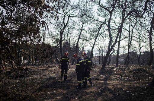 Immer mehr Todesopfer – Brände zunehmend unter Kontrolle