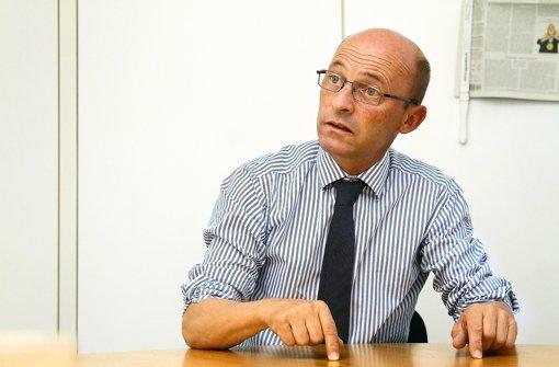 Bernd Murschel hat als Grünen-Sprecher klare Vorstellungen. Foto: factum/Weise