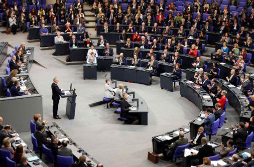 Bundestag stimmt Resolution zu Freundschaftsabkommen zu