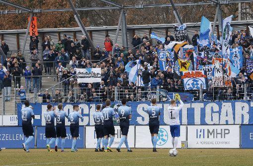 WFV-Pokalfinale bleibt auf der Waldau