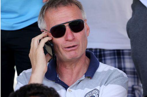 Das sagt VfB-Sportvorstand Michael Reschke
