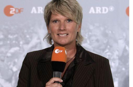 ZDF reagiert auf Shitstorm gegen Claudia Neumann