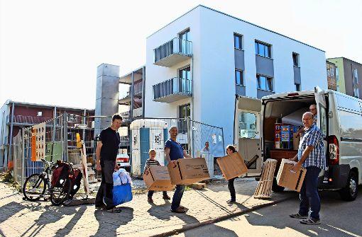 Stuttgarts erste Baugemeinschaft zieht ein