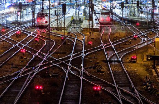 Bahnverkehr rollt wieder an