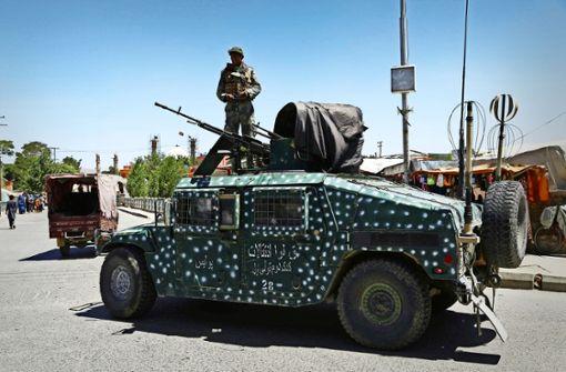 Ein afghanisches Blutbad nach dem anderen