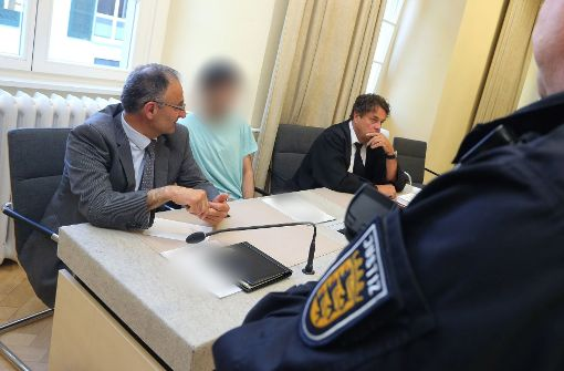 Der junge Mann will gegen das Urteil nicht in Berufung gehen. Foto: dpa