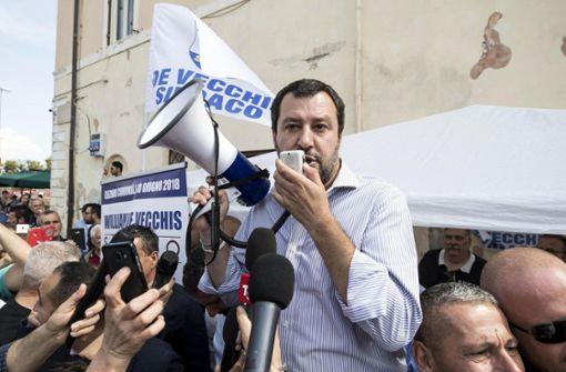 Italiener befürworten Regierungsbildung