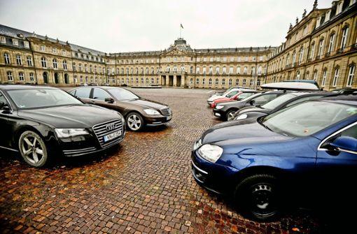 CDU: Autos müssen aus Ehrenhof raus