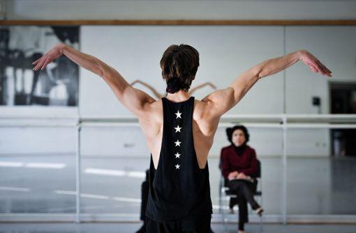 Ob Stars des Stuttgarter Balletts wie Friedemann Vogel ...  Foto: Roman Novitzky