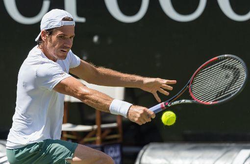 Haas trifft im Achtelfinale auf Federer