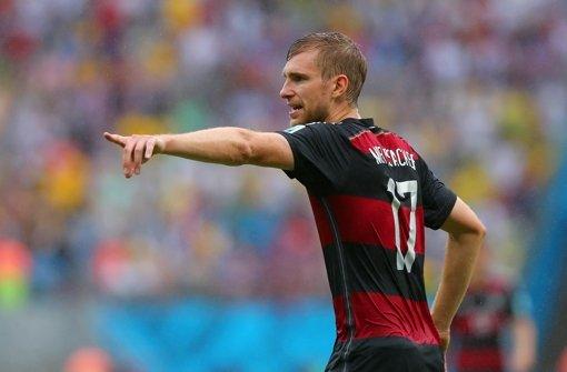 Auch Mertesacker tritt aus DFB-Team zurück