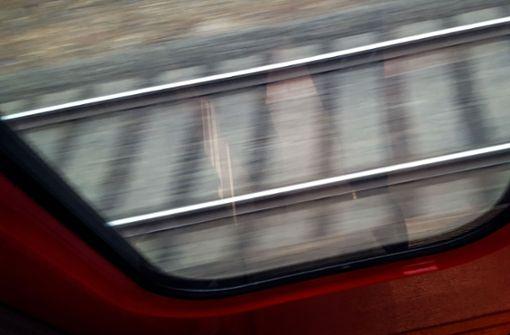 Wichtige Bahnstrecke Ulm-Stuttgart zwei Stunden gesperrt