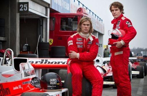 Daniel Brühl gibt als Niki Lauda Gas