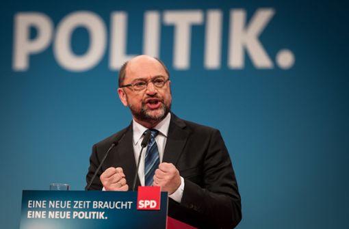 Martin Schulz verteidigt Kurswechsel in Debatte um Groko