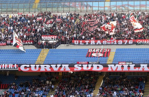 Chinesen wollen den AC Mailand haben