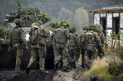 200 Soldaten seit 2008 als rechtsextrem eingestuft