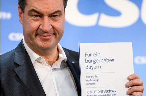 Wenig Neues aus Bayern