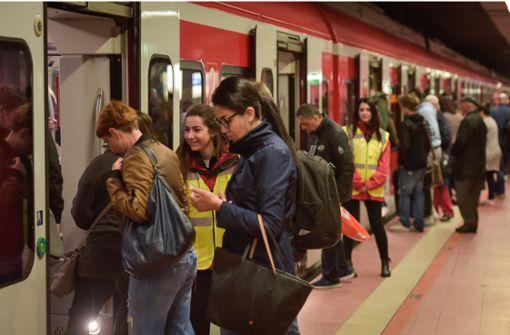 Die öffentlichen Verkehrsmittel werden attraktiver. Foto: Lichtgut/Max Kovalenko