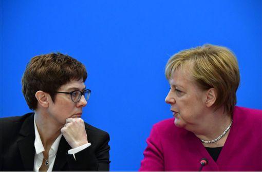 Offenbar mehrere Kandidaturen für CDU-Parteivorsitz
