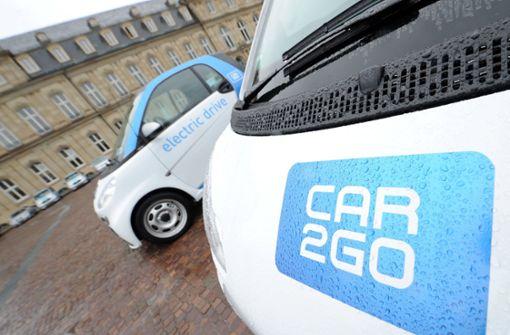 Carsharing-Fusion von BMW und Daimler perfekt