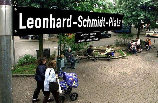Am Leonhard-Schmidt-Platz soll sich was tun. Foto: Archiv