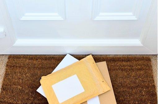 Der Nachbar als Postbote