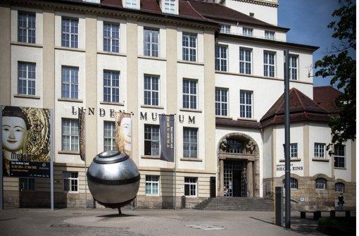 Das Lindenmuseum in Stuttgart Foto: Lichtgut/Achim Zweygarth
