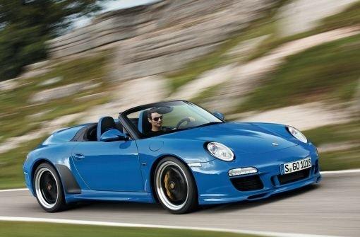Porsche muss Bußgeld zahlen