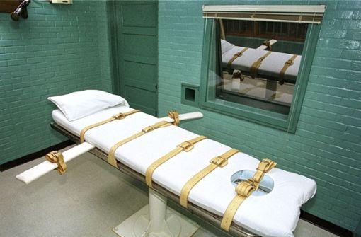 Zahl der Hinrichtungen weltweit rückläufig