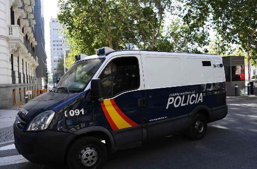 Terrorzelle in Spanien und Marokko zerschlagen