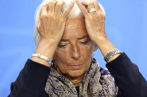 Millionenzahlungen holen IWF-Chefin ein