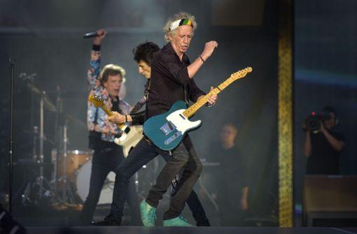 Keith Richards über Mick Jagger Mozart, Elvis und Groupies